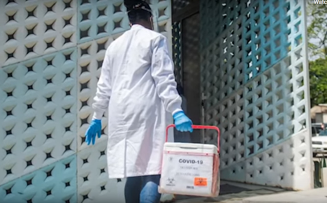 AS CASES SURGE, GHESKIO IS ON THE FRONTLINE